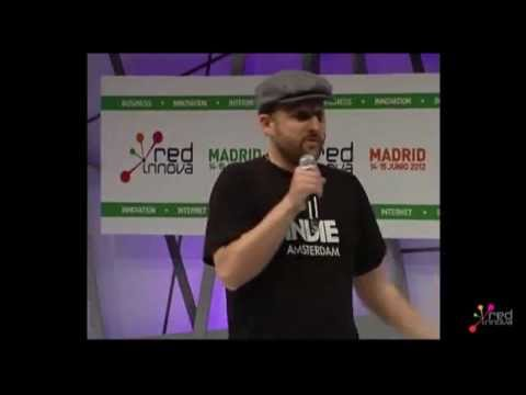 Gabriel McIntyre,  Red Innova Madrid 2012