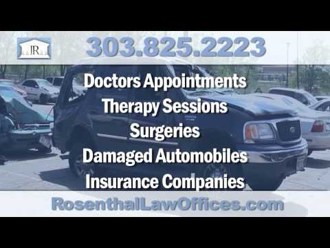 Denver Car Accident Attorney | Jeremy Rosenthal