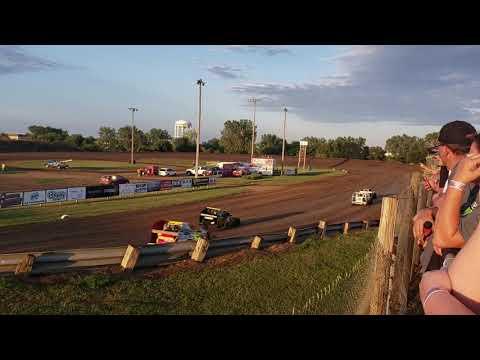 8.16.19 Heat 1 Marshalltown Speedway