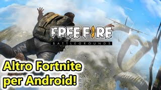 Free Fire - More Fortnite for Android! - (Salvo Pimpo's)