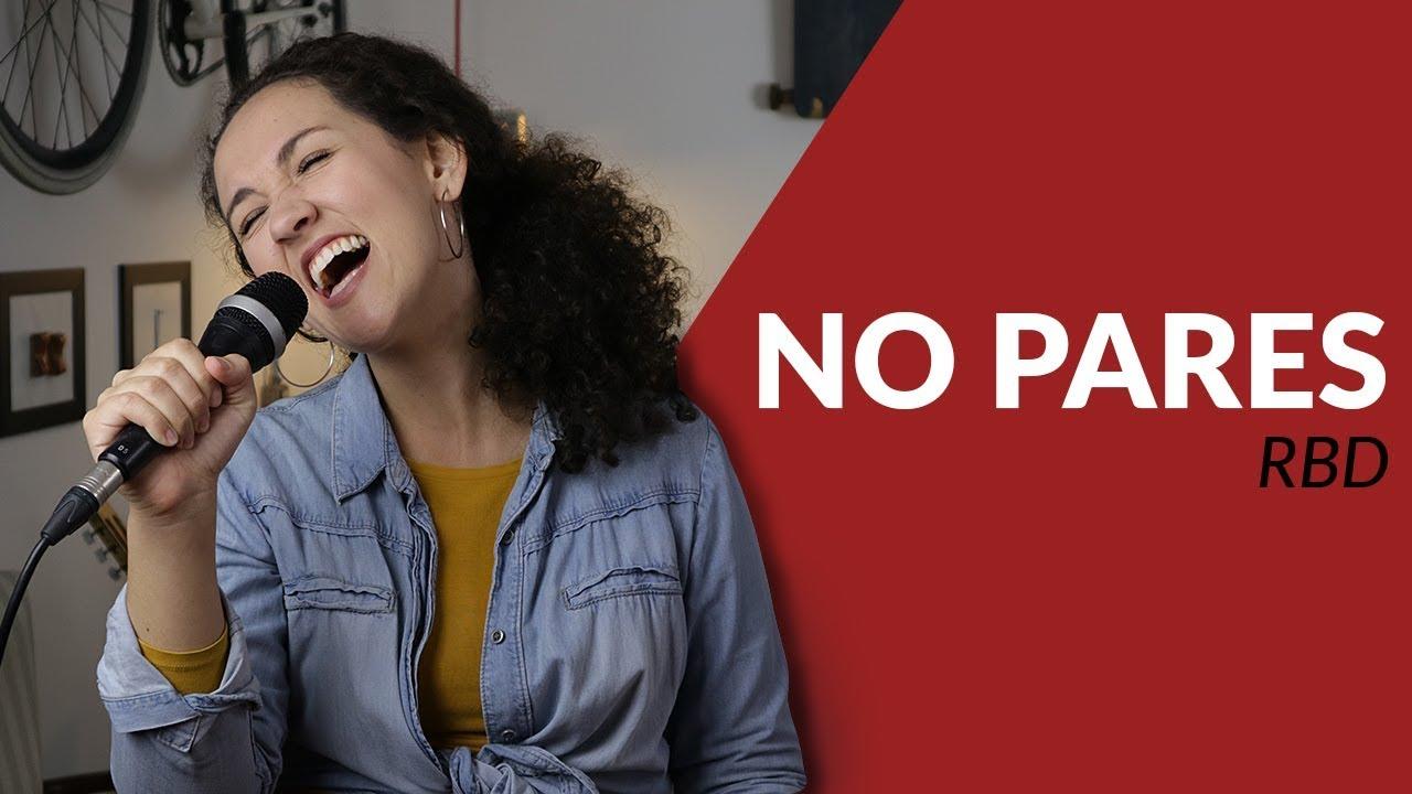 Música No Pares, Dulce María - Aprenda Espanhol com Música!
