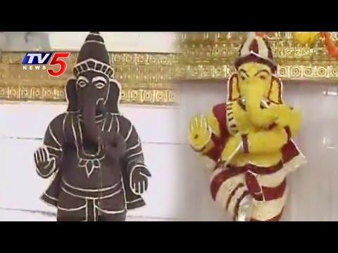 Kanipakam Brahmotsavam from Today | Grand Arrangements at Kanipakam Vinayaka Temple | TV5 News