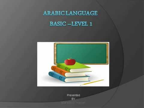 Learn Arabic With Marwan Hassan- For Beginners