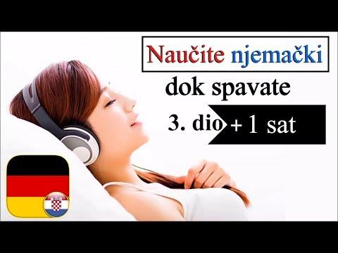 Nauči Njemački dok spavaš 4. dio - nauci-njemacki.com from YouTube · Duration:  1 hour 11 minutes 23 seconds