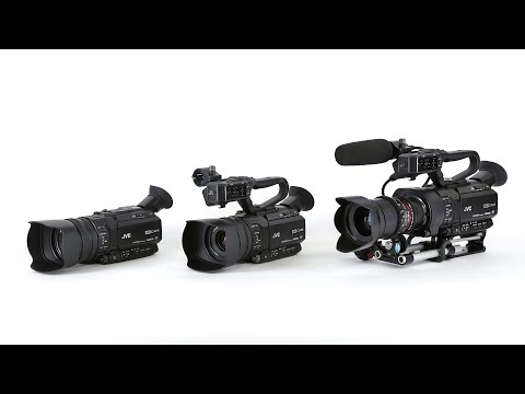 First Look: JVC | 4K Camcorders