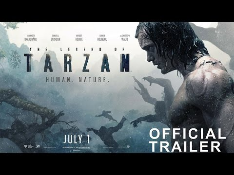 THE LEGEND OF TARZAN - Official Trailer 2 thumbnail