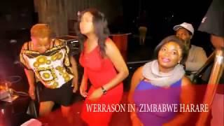 WERRASON 1ER CONCERT A HARARE ZIMBABWE
