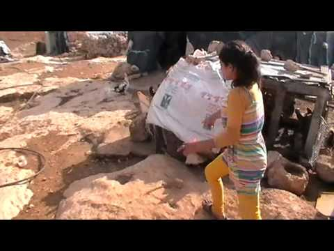 A VIDEO LETTER FROM PALESTINE 30/10/2015