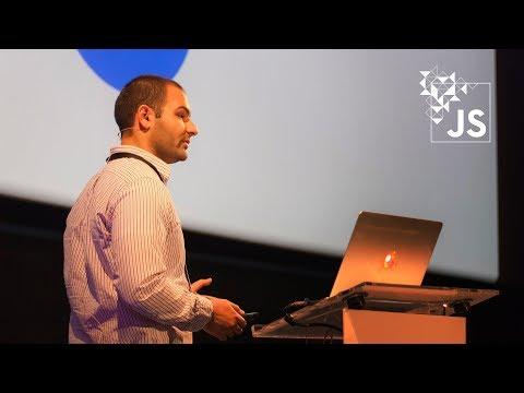 Imad Elyafi: Migrating Pinterest profiles to React | JSConf Budapest 2017