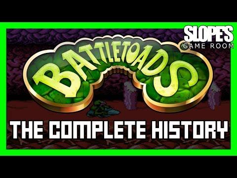 Battletoads: The Complete History - SGR