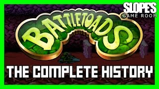 Battletoads: The Complete History - SGR