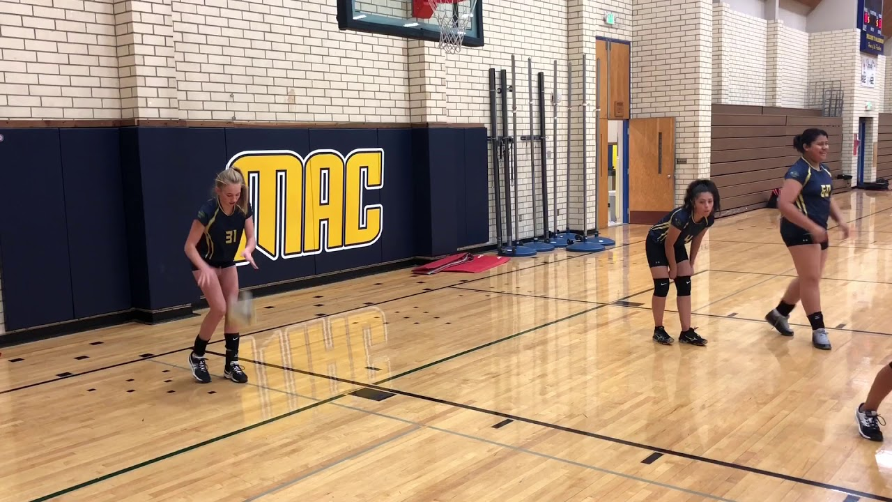 MAC Perfect Volleyball Stereotypes