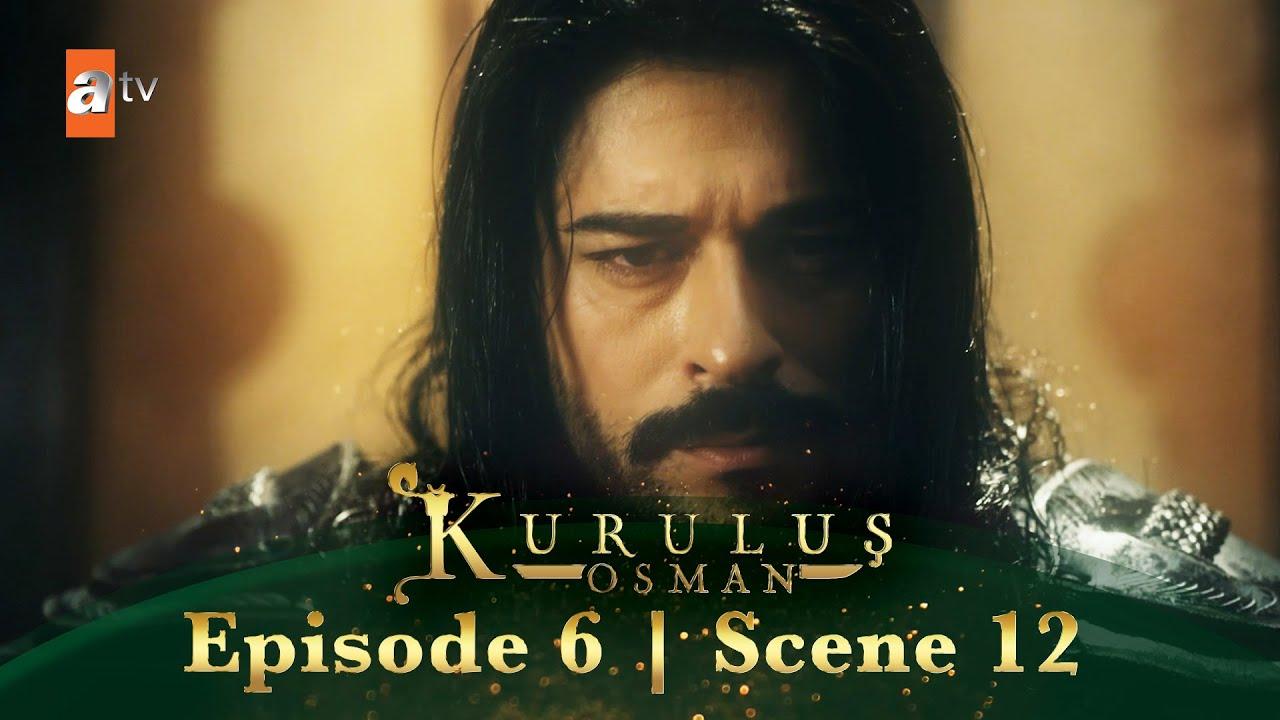 Kurulus Osman Urdu | Episode 6 - Scene 12 | Sahab hona mushkil hai.