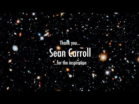 SEAN CARROLL - The Meaning of Life