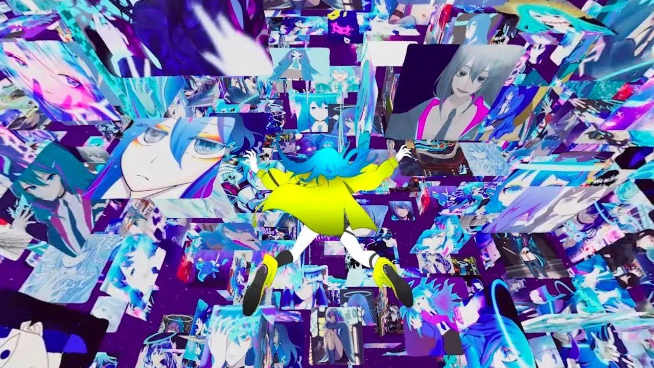 【Ado】夜のピエロ 360° MV