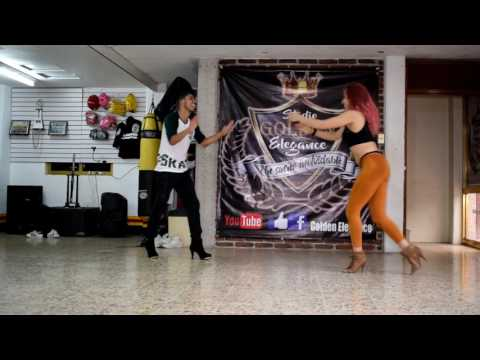Hey Sexy Lady / Shaggy Ft. Sean Paul/ Choreograpy By. Daniela Brito . Golden Elegance