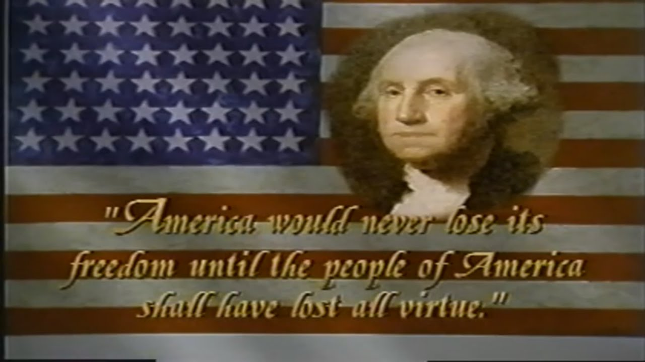 the warnings from our first president george washington George washington, the father of our country, was this nations first president, a war general and he revolutionized our government washington's war.