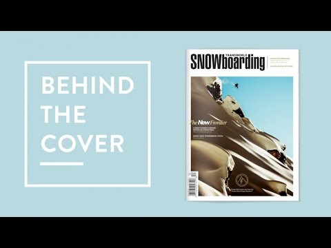 Behind The Cover : December 2014 With Nicolas Müller | TransWorld SNOWboarding