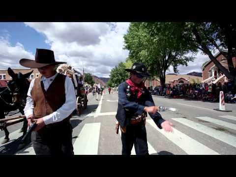 Western Legends Roundup! 2014 Kanab, Utah