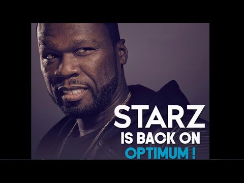 Starz Is Back On Optimum!!!