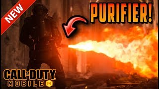 Call of Duty Mobile - The Best Starting Class! PURIFIER IS OP #3