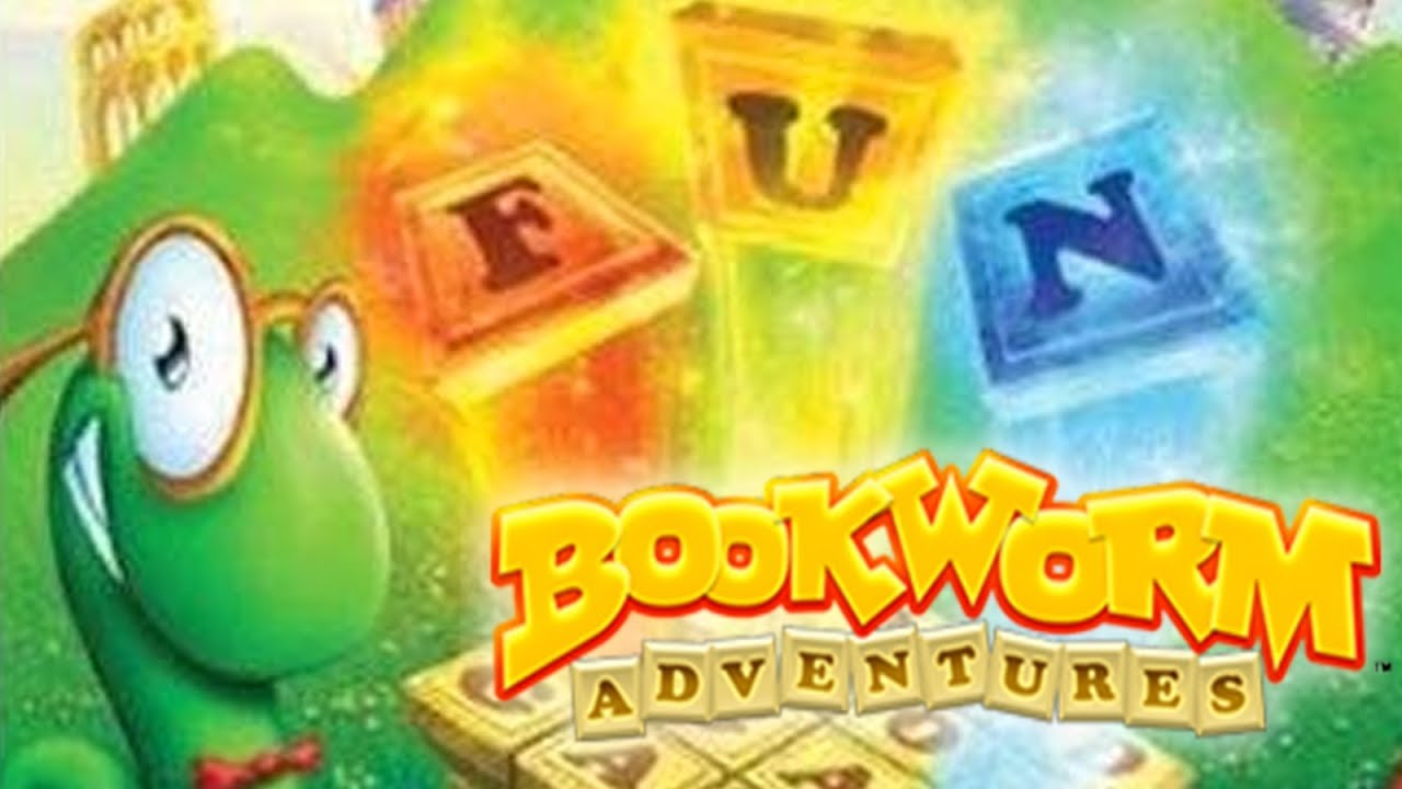 Book Worms Games