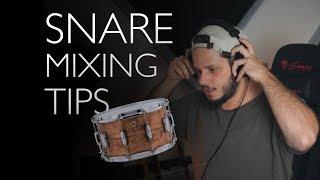 SNARE MIXING TIPS - David Maxim Micic