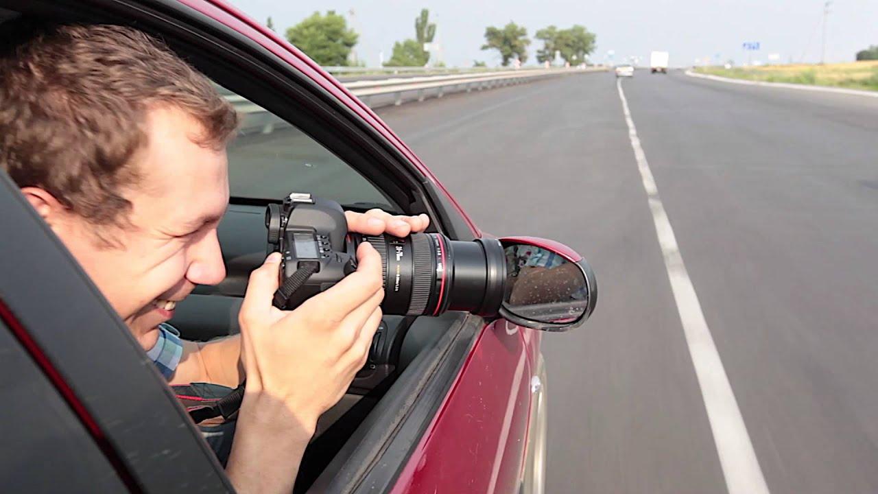 открытки, как движущийся сфотографировать машину стропила глазок очень