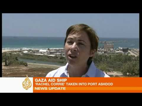 Israel boards another Gaza aid boat