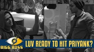 Bigg Boss 11 | Luv ready to hit Priyank? | 11 Dec 2017