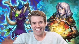(Hearthstone) One Life is All Quest Priest Needs