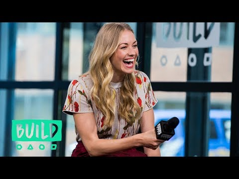 "Yvonne Strahovski On ""The Handmaid's Tale"""