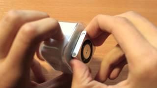 Огляд і розпакування iPod shuffle 4