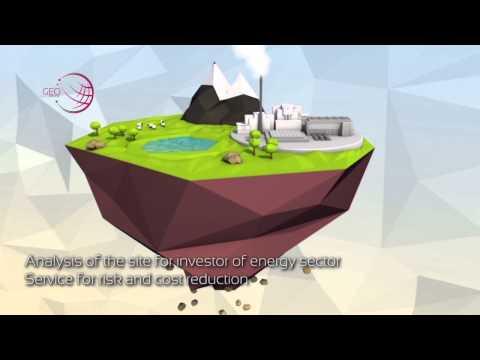 Remote Sensing for Geothermal Spatial measurements - GeoDrone ehf.