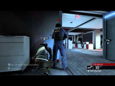 I Love Interrogation Scenes- Splinter Cell: Conviction Playthrough Pt. 18