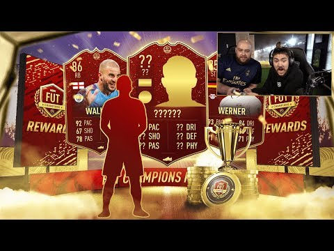30-0 REWARDS!! BATESON OPENS MY RED PLAYER PICKS!! FIFA 20