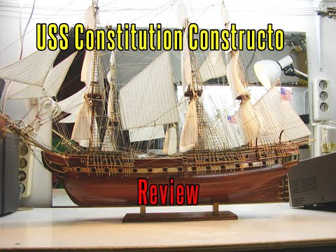 USS Constitution by