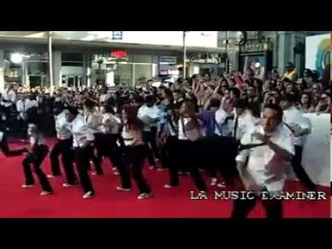 'Step Up Revolution' premiere performance number