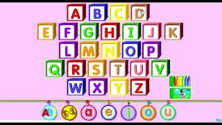 Говорящая азбука Учим английский алфавит для самых маленьких Для детей 3-6 лет ABC - английский язык