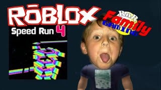 Let's Play Roblox! Speedrun 4