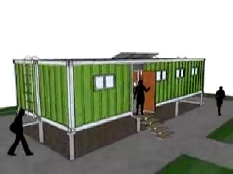 Shipping Container Home Designs Video.mov   YouTube