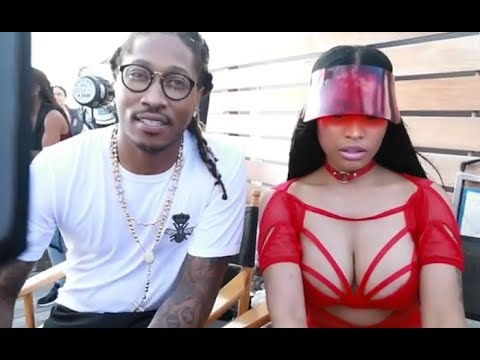 Future ft. Nicki Minaj - You Da Baddest BTS (Behind The Scenes)