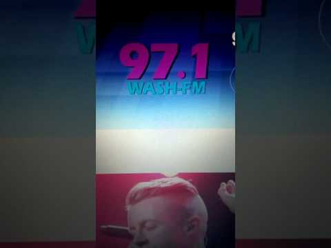 97.1 WASH FM Best of the 80's Weekend TOTH ID 1