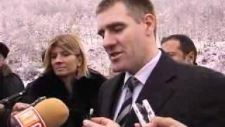Premijer Igor Lukšić u radnoj posjeti opštinama Berane i Andrijevica - 22.02.2011.