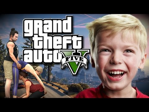 GTA 5 Next Gen Funny Moments - Drunk Friend, Stiff Character, Random Craziness!