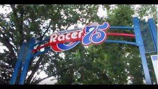 Racer 75 at Kings Dominion Review | TheThrillList