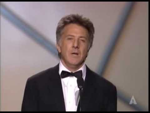 Jack Cardiff receiving an Honorary Oscar®