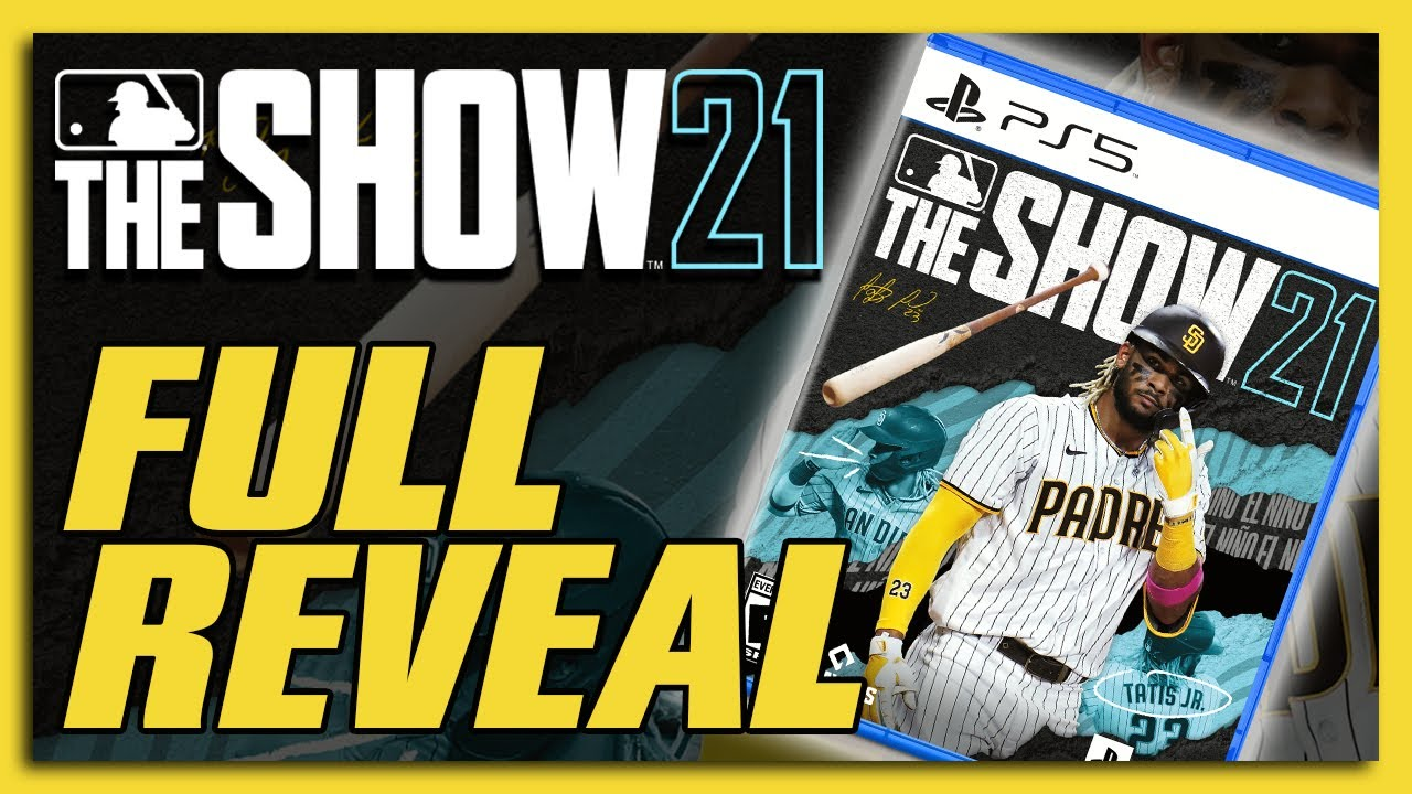 MLB The Show 21 Revealed! Coming to Xbox & More!