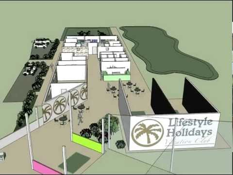 LifeStyle Holidays VC VIP Golf Academy - Club House (no roof)