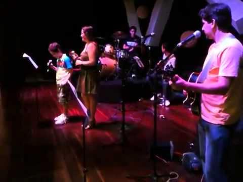 Louvor Betesda Aldeota- Felicidade- Marcelo Jeneci- 06/01/2013- Elton, Rachel e Pedro